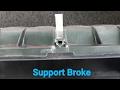 Repair Air Filter Box Clip OEM Standard Proton Campro Gen 2 Persona Satria Neo   Cars