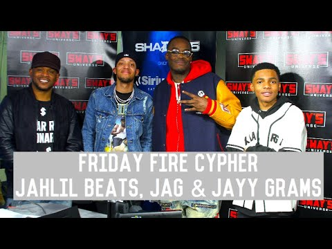 Friday Fire Cypher: Jayy Grams and Jag Round 2 with Jahlil Beats