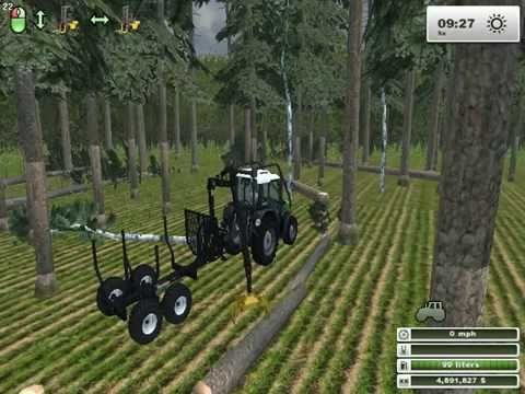Farming Simulator 2013 Forest Map Farming Simulator 2013