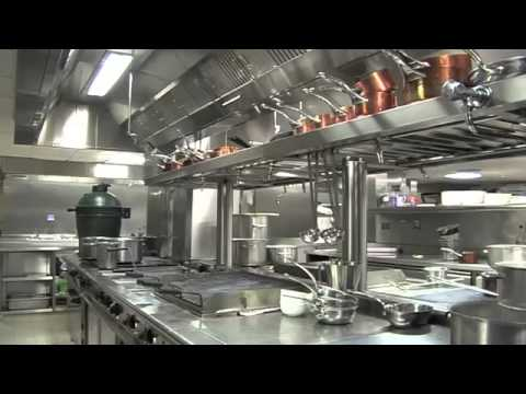 Ceda 2013 grand prix award best commercial kitchen for Professional kitchen design