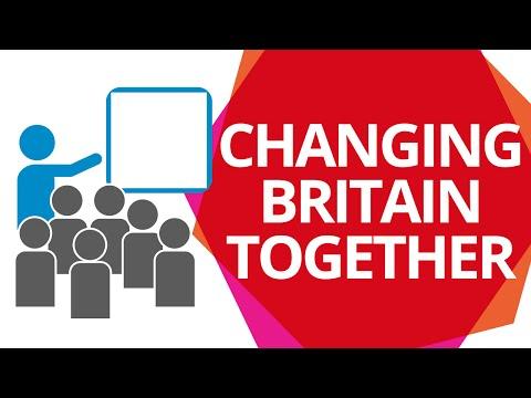 Changing Britain Together - Skills & Apprenticeships
