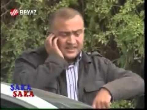 Mustafa Karadeniz Araba Hırsızı Televizyon Şakası