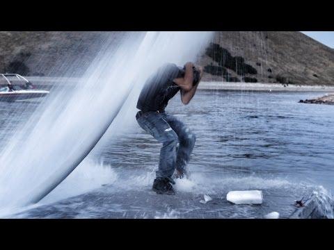 Devinsupertramp ALS Ice Bucket Challenge