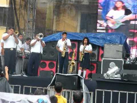 Primer lugar Estatal Festival de la juventud 2012.