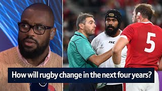How will rugby change as a sport by the 2023 World Cup? | #GPTonight