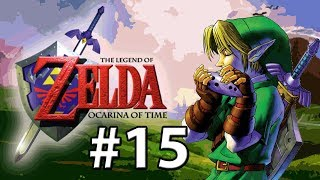 IS SHE SUPPOSED TO BE CREEPY? - Legend of Zelda: Ocarina of Time #15