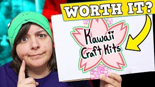 WOULD I BUY THIS? New Craft Subscription Box on the Market!