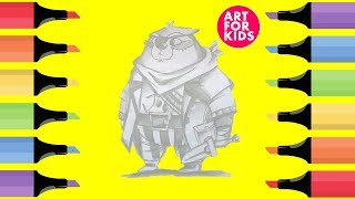 ➤ Dạy vẽ Phác thảo nhân vật hoạt hình đẹp cho bé | Dạy bé vẽ | How to sketch simple for Kid.