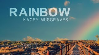 Kacey Musgraves Rainbow Audio