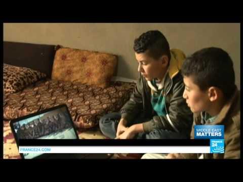 IRAQ - Child soldiers forced into combat alongside Islamic State jihadis