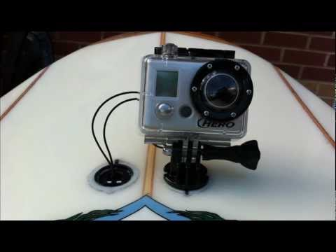 More on the GoPro FCS Surfboard Mount: GoPro Mounting Tips & Tricks