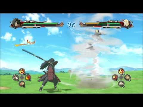 Naruto Shippuden: Ultimate Ninja Storm Revolution - Madara Vs Tsunade