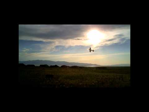 TechOne Mini Tempo 3D EPP Airplane 7/27