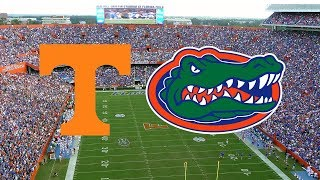 #23 Tennessee vs. #24 Florida | 2017 Game Highlights