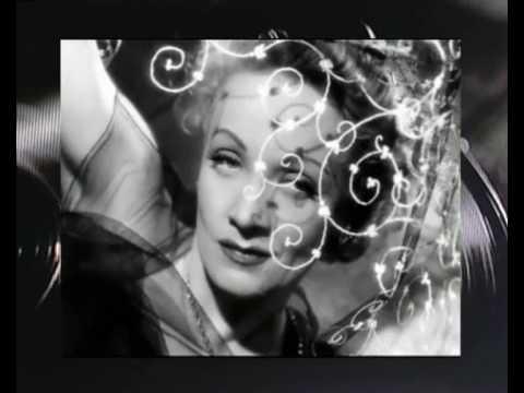 Marlene Dietrich - Die Antwort weiss ganz allein der Wind