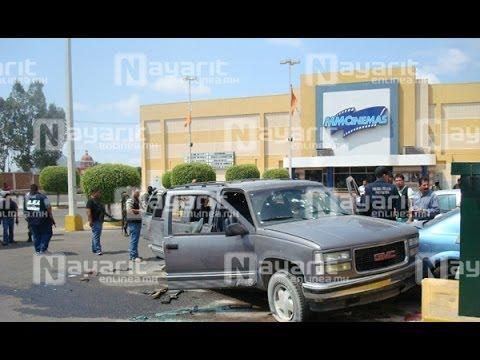 Ciudadanos graban balacera en Soriana