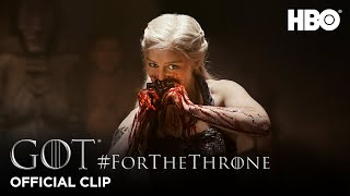 """Not a Queen, a Khaleesi"" #ForTheThrone Clip 
