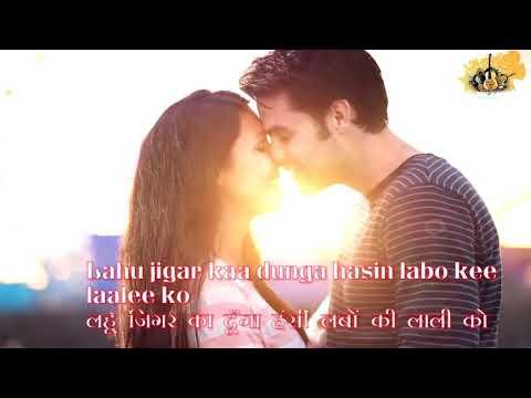 Sajaunga Lutkar bhi Teri badan ki daali ko..!!(Yaado ki Baraat) romantic video for Whatsapp status.
