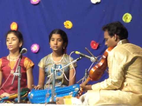 Tyagaraja  Keerthanalu 2 by Meghana Killampalli