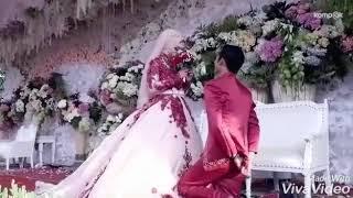Viva vidio (pernikahan) bikin baper 😊💞