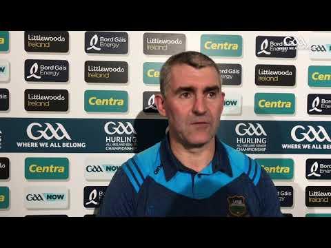 Liam Sheedy reflects on Tipperary's All-Ireland SHC Final win