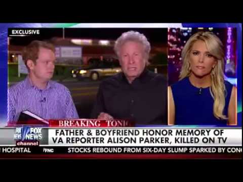Father Of Slain Journalist Makes Emotional Plea For Gun Control On Fox News