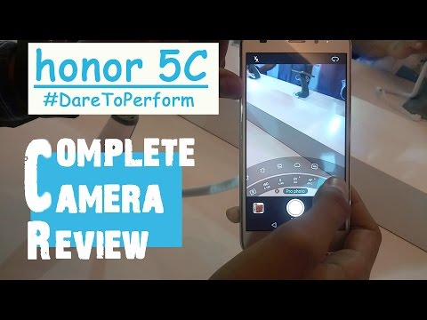Honor 5C : Complete Camera Review (A Pocket DSLR)