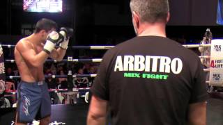 Mix Fight Events - Maximiliano Videla vs Dani Moscardo