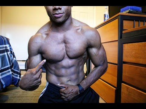 5 min. Home Chest Workout - Follow Along