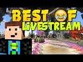 Hey der Stream ging ab! - Best Of Livestream #01 l GommeHD Livestream