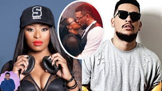 ITS OVER - AKA dumps DJ Zinhle