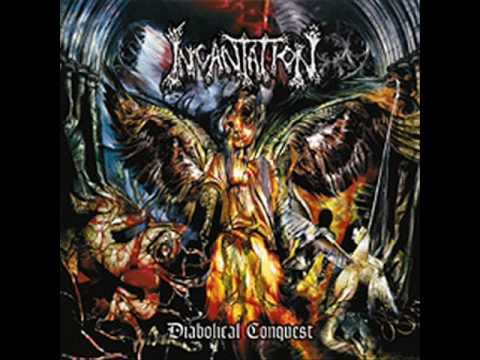Incantation - Impending Diabolical Conquest