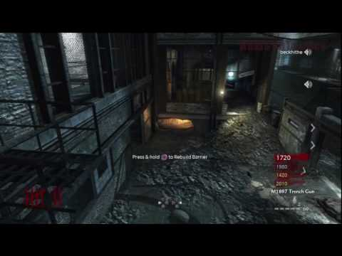 Call of Duty: World at War Nazi Zombies Der Riese 4-Player Strategy (Rounds 6-8)