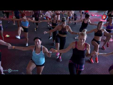 Eisberg - Just Clear Fitness Fesztivál - Gymstick