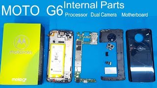 Motorola Moto G6 Full Disassembly || MOTO G6 Teardown /all Internal Parts Of Moto G6