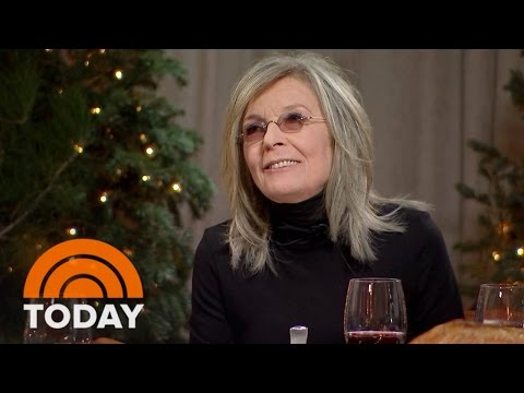 Diane Keaton Jokes Unrequited Love For John Goodman In 'Love the Coopers' | TODAY