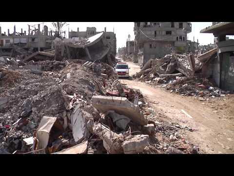 New Ambulance for Al Aqsa Hospital in Gaza