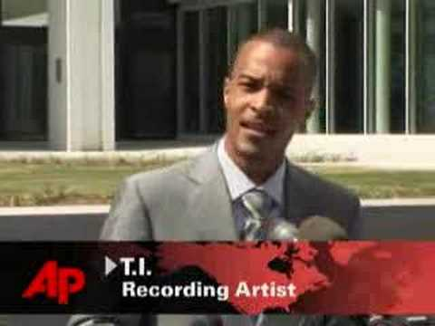 T.I. Pleads Guilty To Weapons Charges