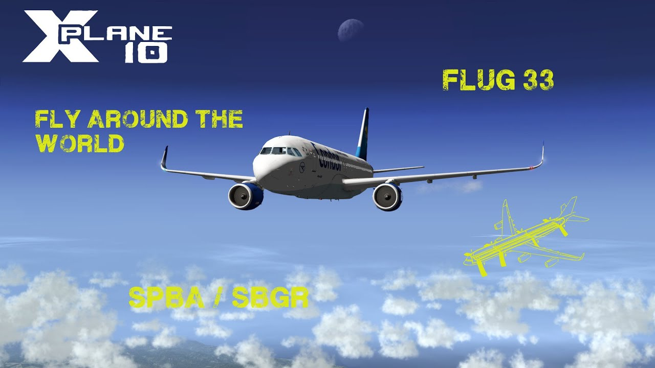 x plane how to fly