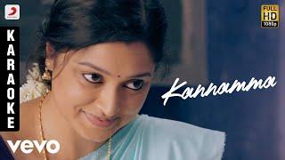 Rekka - Kannamma Karaoke | D. Imman | Vijay Sethupathi