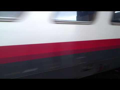 Tren italia frecha bianca