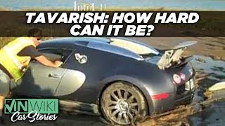 Here are all the problems with buying a cheap Bugatti Veyron