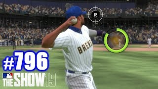 THIS IS WHAT 99 ARM STRENGTH LOOKS LIKE! | MLB The Show 19 | Road to the Show #796