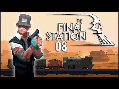 Roboter Spinne - The Final Station #08 [Gameplay German Deutsch] [Let's Play]
