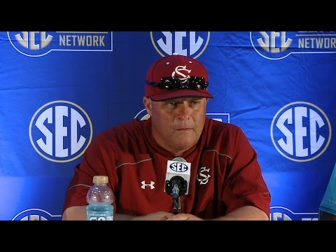 POST-GAME: South Carolina Baseball on Ole Miss — 5/25/16