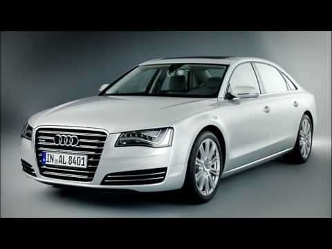 All new Audi A8 L W12 Quattro 2011 -Cd7U8vOH8go