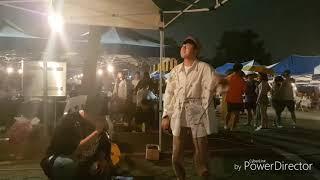 South korea university festival featuring 여자친구