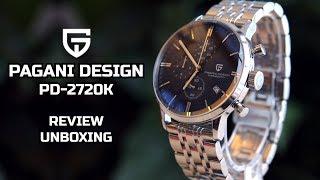 Stunning watch from Pagani Design! PD-2720K
