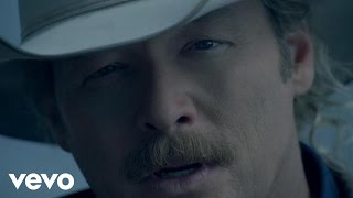 Watch Alan Jackson Like Red On A Rose video