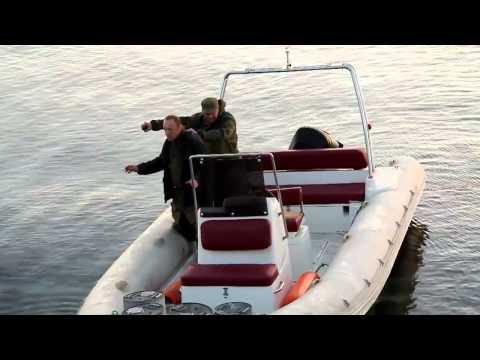 граната под лодку